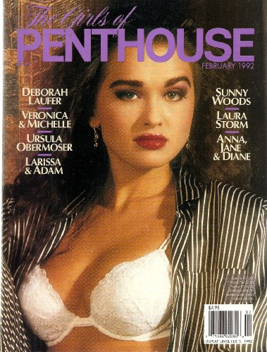 THE GIRLS OF PENTHOUSE FEBRUARY 1992 (Girls Of Penthouse)