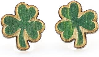 product image for Shamrock Stud Earrings