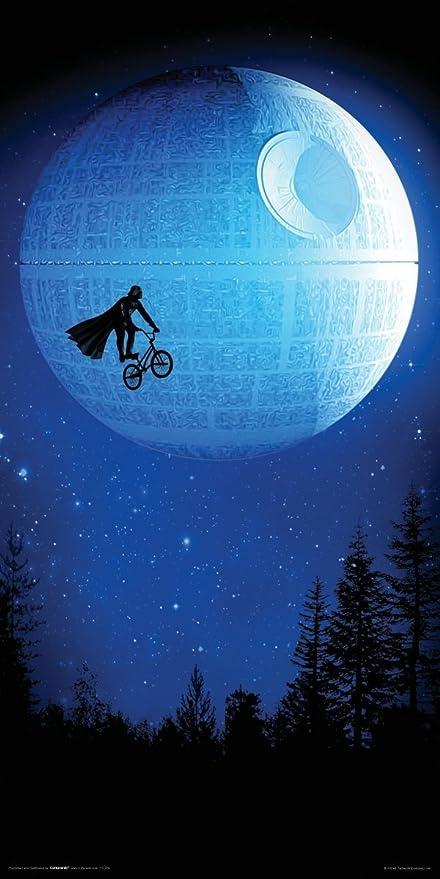 Robert Farkas Dark Ride (E.T., Darth Vader, Star Wars, Star Trek ...