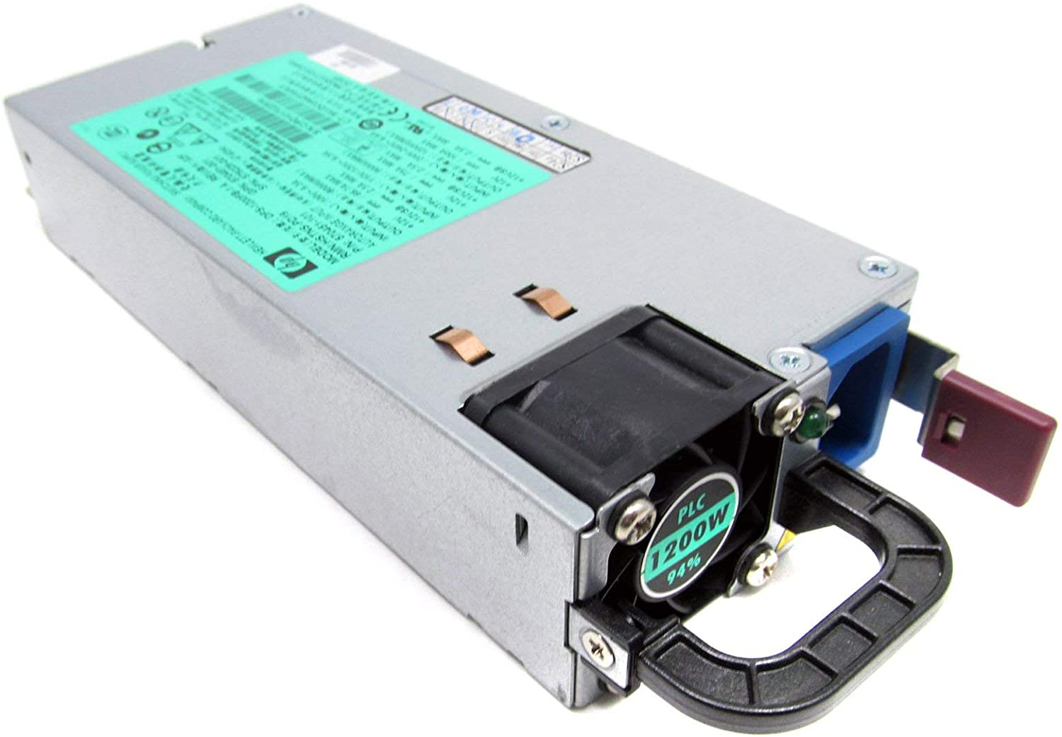 570451-101 - HP 1200W HE PLATINUM Hot Plug PSU for Proliant Servers. (Renewed)