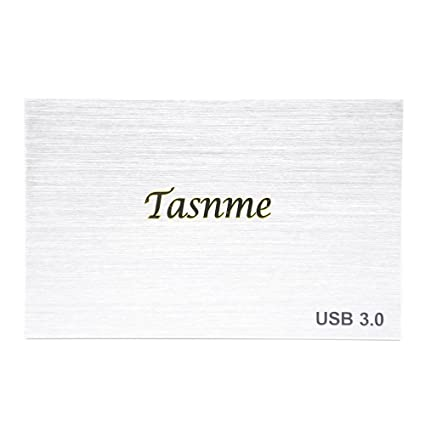 Tasnme 2tb 25 inches portable external hard drive usb 30 tasnme 2tb 25 inches portable external hard drive usb 30 sliver reheart Choice Image