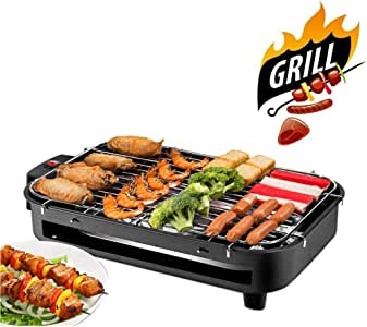 Amazon.com: Mijiang Electric Teppanyaki Grill Table Hot