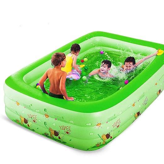 Swimming pool YUHAO - Piscina Hinchable Gigante, para familias y ...