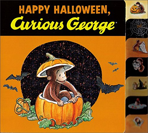 Curious George Happy Halloween -