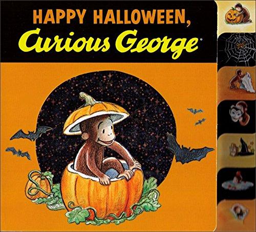 Curious George Happy Halloween -