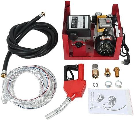 Kraftstoff-Transferpumpe Bio-Dieselpumpe elektrisch 220 W 550 W 60 l//min automatische Transferpumpe