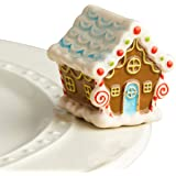 Nora Fleming Mini - Candyland Lane - Hand-Painted Ceramic Charm - A218