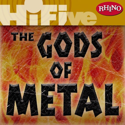 Rhino Hi-Five: The Gods Of Metal