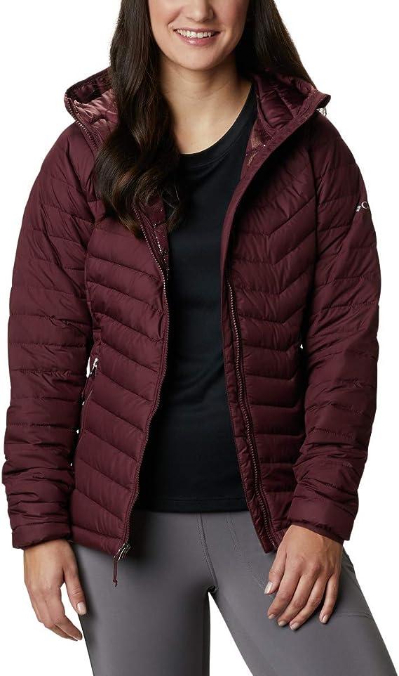Columbia Damen Powder Lite Hooded Jacket Jacke