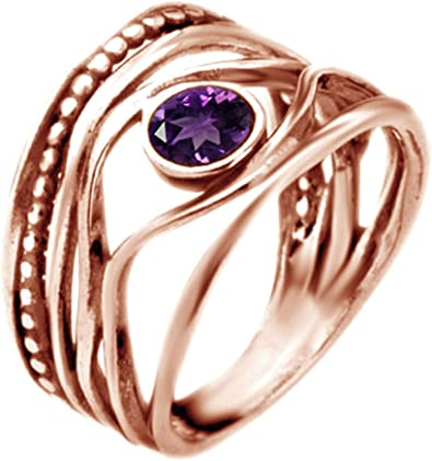 4.00 Cttw AFFY Cushion Cut Simulated Amethyst Solitaire Pendant in 14K Gold Over Sterling Silver