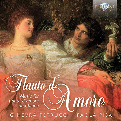 - Flauto D'amore: Music For Flute by Ginevra Petrucci