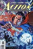 Action Comics 848 comic (Faith and Death!)