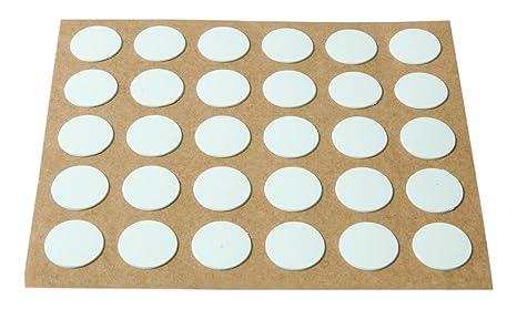 Brinox B77900X Embellecedor Cubre-Tornillos Adhesivo, Madera Pino, Set de 30 Piezas: Amazon.es: Bricolaje y herramientas