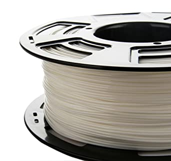 3d Printers & Supplies Pla 3d Printer Filament White 1.75mm 1kg Great Quality Cheap New Worldwide