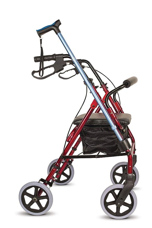 Vitility 70510320 - Soporte para bastón para andador