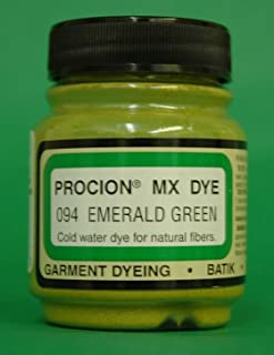 product image for Jacquard Procion MX Fiber Reactive Dye emerald green