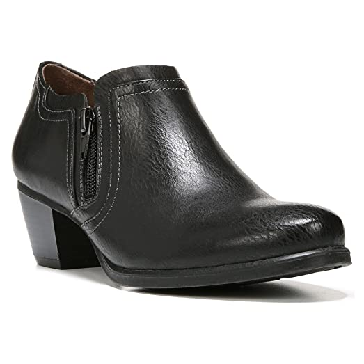 Black Naturalizer Ladies Trust Bootie