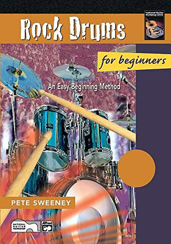Rock Drums for Beginners with Pete Sweeney [Instant Access]