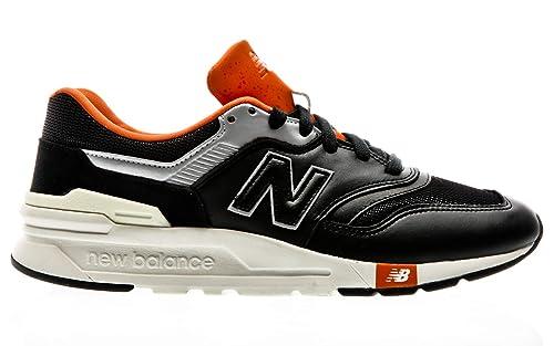 New Balance CM997, HGB Black, 4,5: Amazon.es: Zapatos y