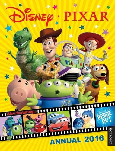 Disney Pixar Annual 2016 (Annuals 2016) by Egmont Publishing UK (2015-07-30)
