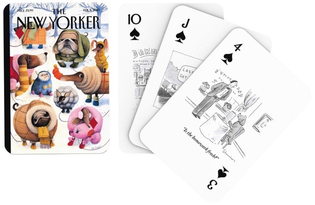 /& Collections Dogs /& Puppies Playing Cards 100+ Dog /& Puppy Illustrations Two Decks of Assorted Breeds Cute Pet Themed Collectibles Pictures of Pets for Animal Lovers Family Games Hobbies