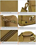 FLYHAWK Tactical Molle Pouch crossbody bags,Outdoor
