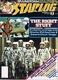 Starlog Magazine The Sci Fi Comics: December 1983