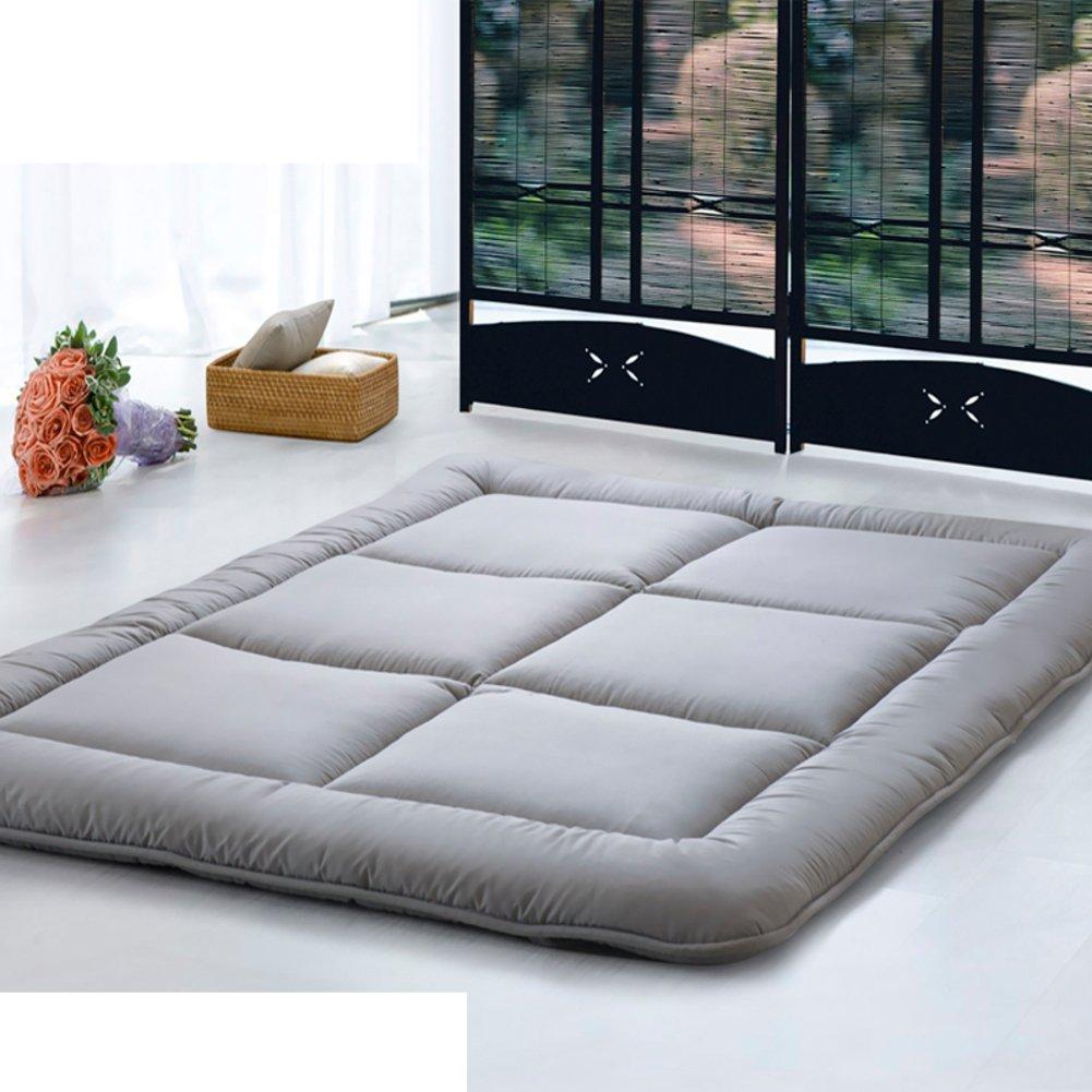 Tatami Mattress/Leisure, Thin, Folding Mattress/Autumn Winter Thin Mattress/Mattress/ mat-C 150 * 200cm(59x79inch) OKAHDBBXFQABZ