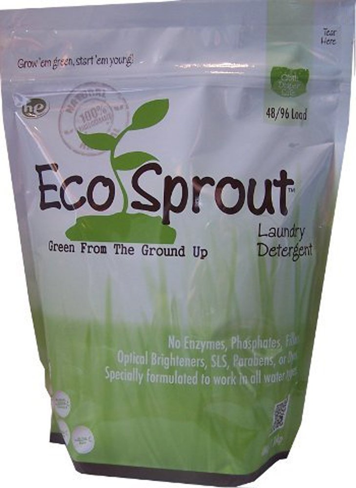 Eco Sprout Detergent 48 oz. - Lavender / Chamomile 29