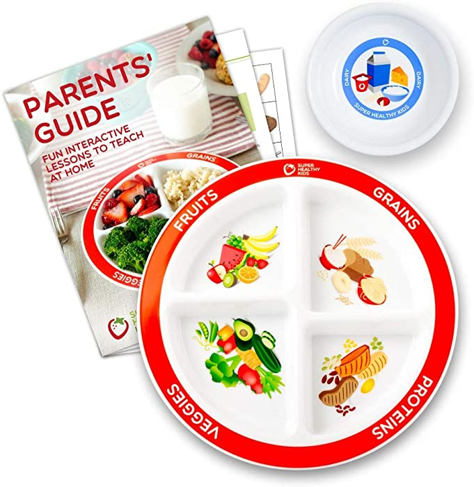 The Best Toddler Food Plate Nutirion