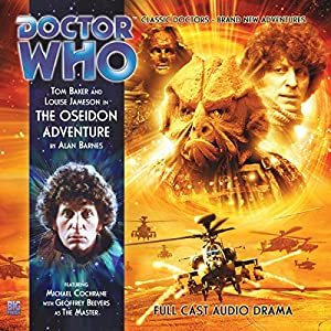 Doctor Who - The Oseidon Adventure Radio/TV Program