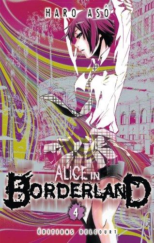 Alice in Borderland, Tome 4 :