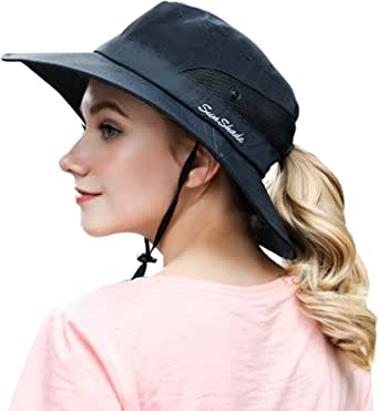 OZ SMART Wide Brim Sun Hat UPF 50 + UV Protection, Women Premium Multiple Styles Bucket Hat for Fishing, Hiking, Camping, Garden, Farming, Outdoor Exercise…