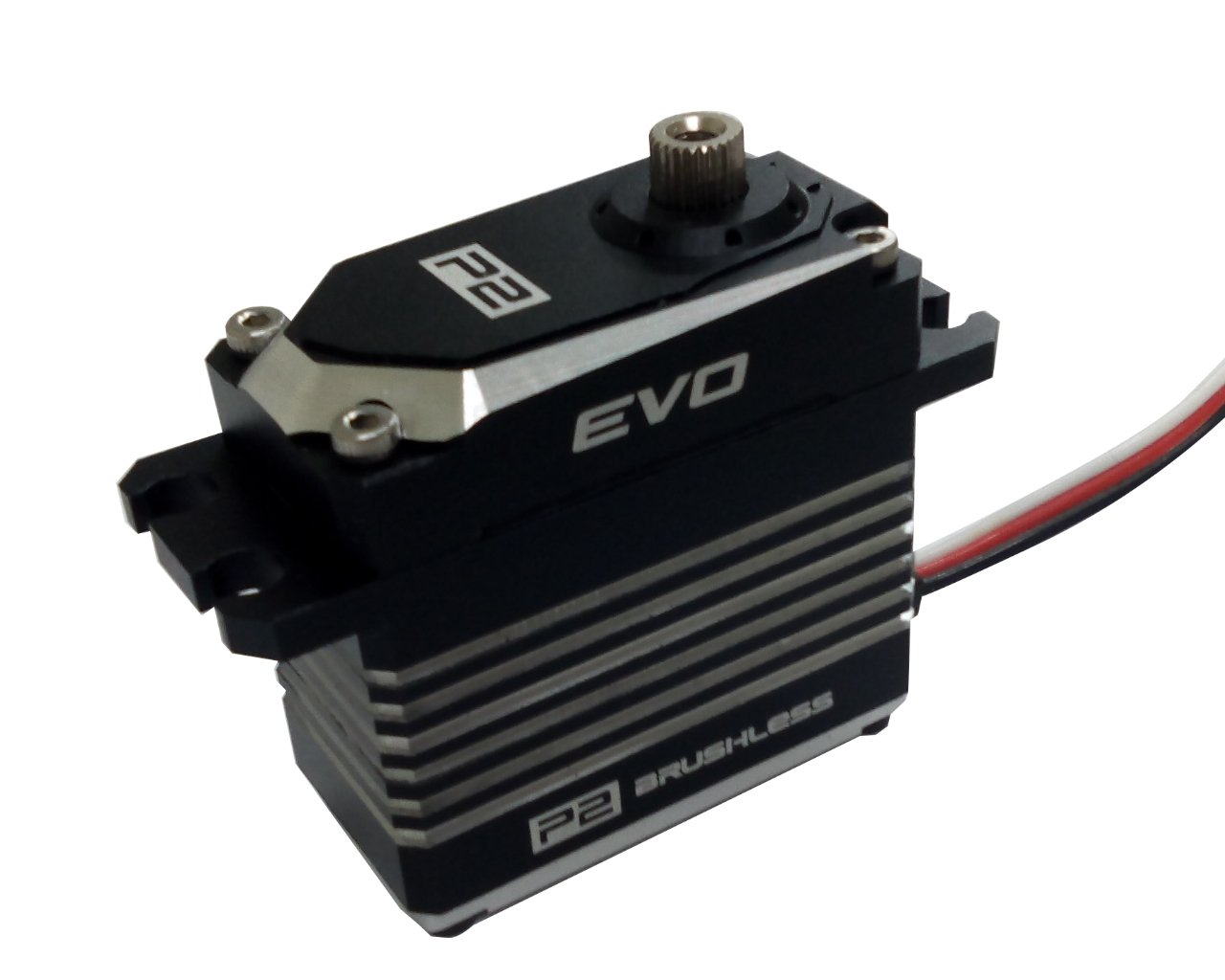EVO-P2 Digital Brushless servo - High Speed/Voltage Ultra High TorqueS
