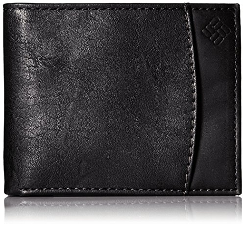 Columbia Men's RFID Blocking Toby Pass Case Wallet