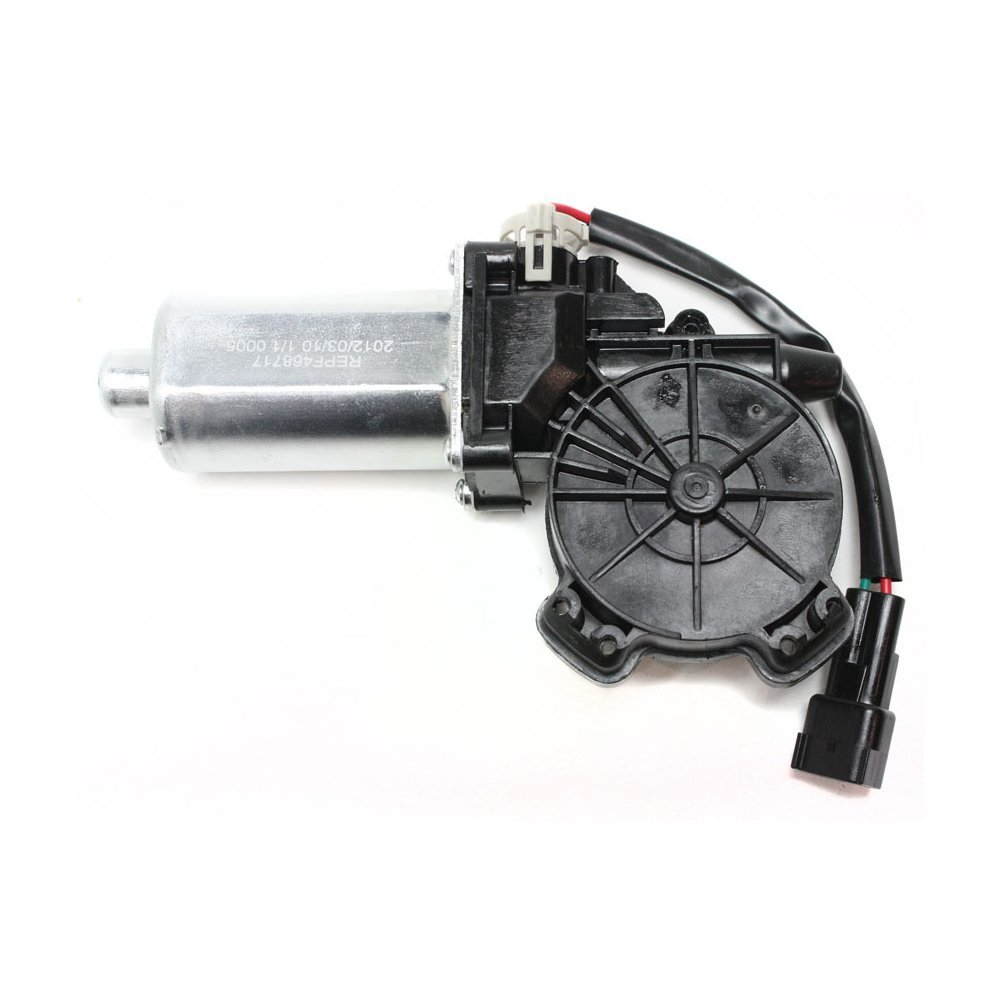 Evan-Fischer EVA16672039435 Window Regulator Motor for Ford F-150 04-08 Right Front New W/New Gaskets