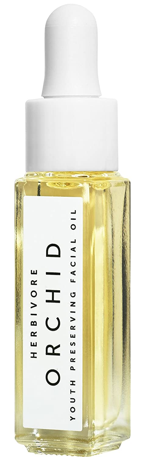 Herbivore Botanicals - All Natural Orchid Facial Oil (0.3 oz | 8 ml glass)