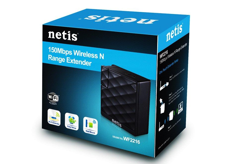 Netis WF2216 Ranger Extender 64 BIT