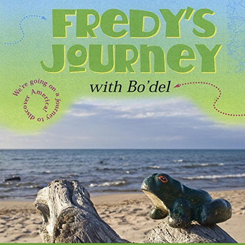 Fredy's Journey: A Frog on a Motorcycle Journey