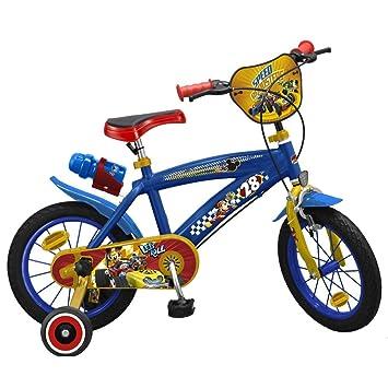 Guizmax Bicicleta 16 Pouces Mickey Mouse Disney Licencia Oficial ...