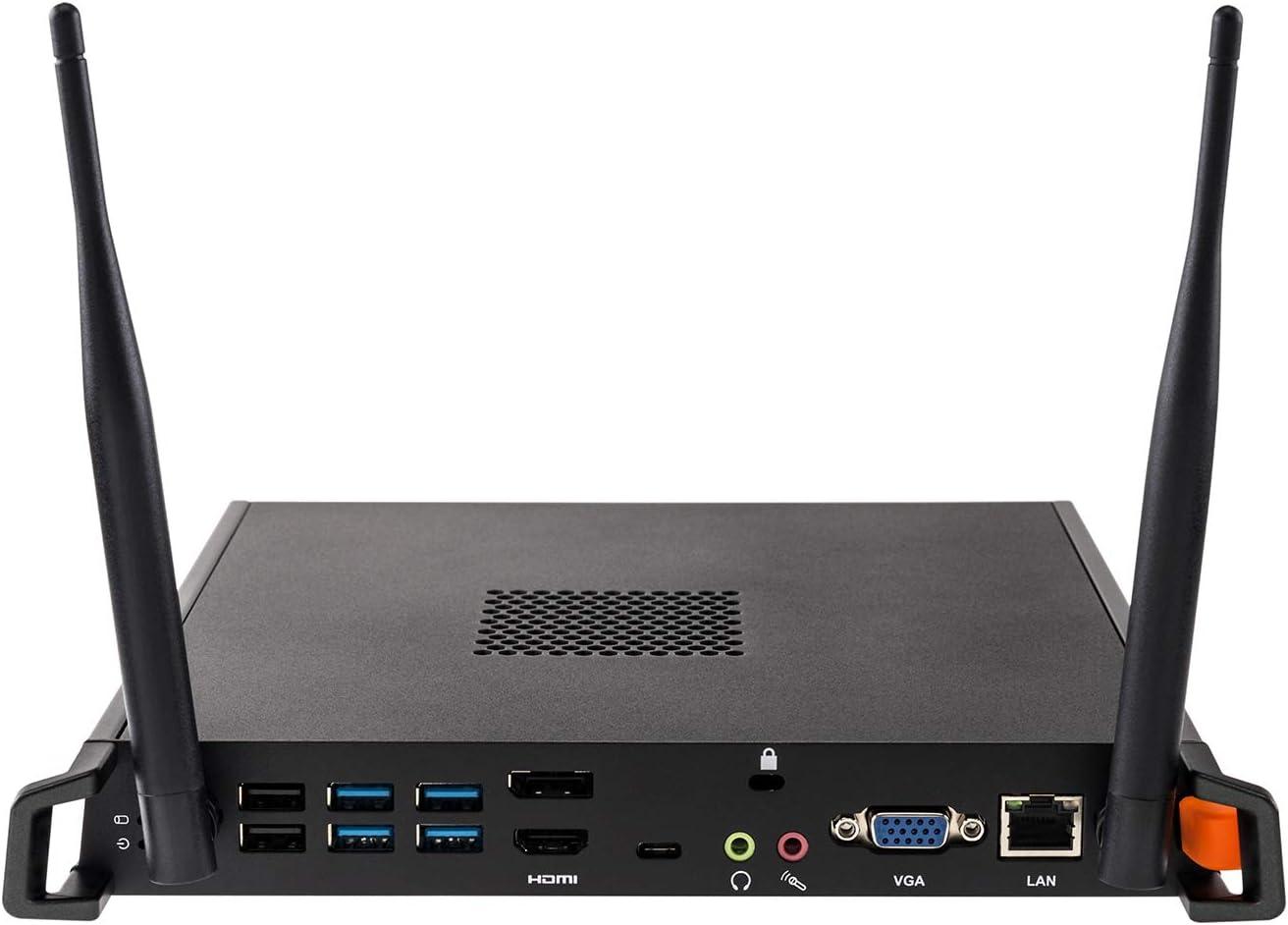 iiyama SPC5801BB - Slot Intel® i5 modulare con Windows® 10 IoT Enterprise per grandi formati iiyama TExx03MIS (TE6503MIS, TE7503MIS, TE8603MIS)