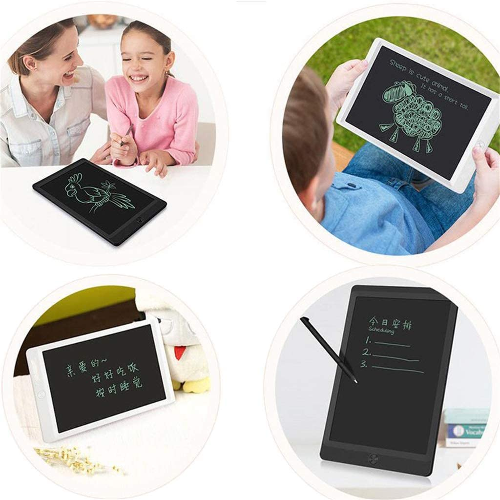 Lcd Spelling Board 10 Inch Electronic Writing Board Paperless Lcd Drawing Board With Stylus Gift For School Students Children Gifts