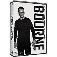 Pack 5 Películas: Jason Bourne