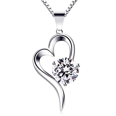90dac9336 B.Catcher Women Heart Necklaces