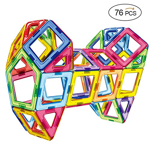 Magnetic magnetic building construction educational product image