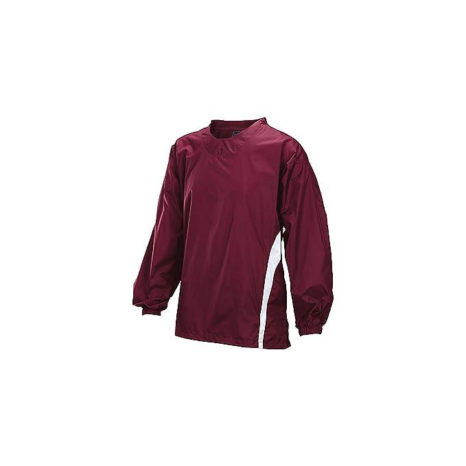 Amazon.com : Easton Adult Long Sleeve Enforcer Jacket : Baseball And Softball Apparel : Sports & Outdoors