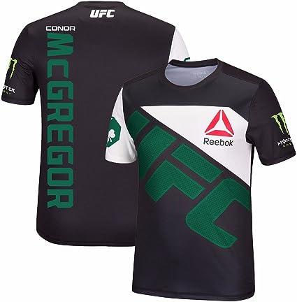 conor mcgregor shirt reebok