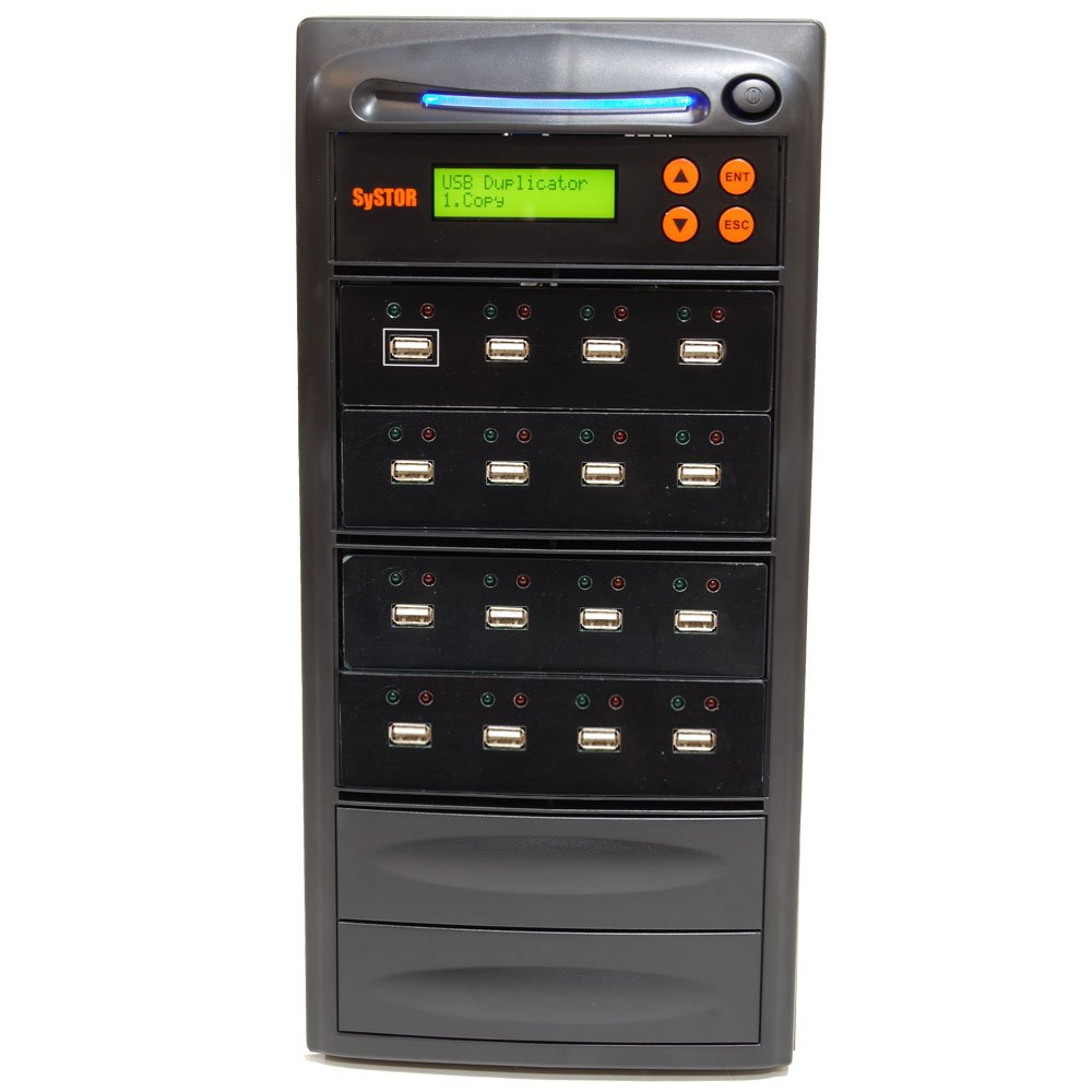 Systor 1 to 15 Multiple USB Thumb Drive Duplicator / USB Flash Card Copier