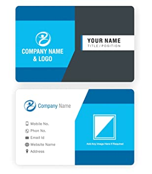 Professionally designed personalised business cards custom company professionally designed personalised business cards custom company visiting card front and back colourmoves