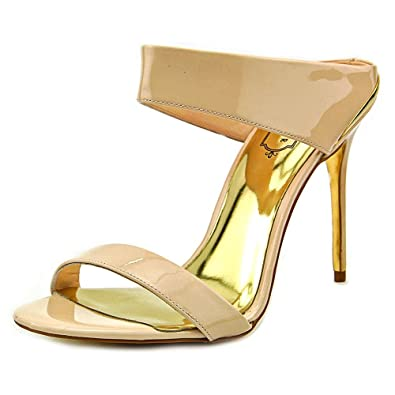 a7d2462f23d3 Image Unavailable. Image not available for. Color  Ted Baker Chablise Women  US 9 Nude Sandals